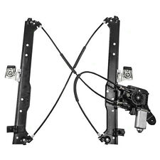 Cadillac Chevy SUV Pickup Truck Drivers Rear Power Window Lift Regulator & Motor