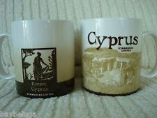NEW! Starbucks Coffee Global City Mug Country CYPRUS, with tag! :)