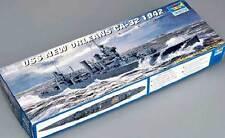 Trumpeter - USS New Orleans CA-32 Nave da guerra 1942 - 1:700 Modello Kit