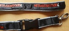 Metal Gear Solid 4 Guns of Patriots***Lanyard***Neu und OVP***Rar***Selten***TOP