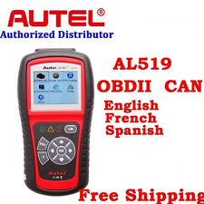 Updatable Autel AutoLink AL519 OBD2 OBD EOBD Scanner Diagnostic Code Reader