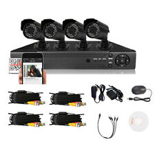 8CH 960H HDMI CCTV DVR HD IR 800TVL Outdoor Home Security Video Camera System