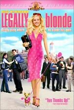 Legally Blonde (DVD, 2003) PAL 4 PRE-OWNED