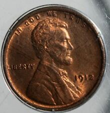 #~☆RATTLER☆~ 1912 Lincoln Wheat Penny PCGS MS-63RB Red Brown  Upgrade?