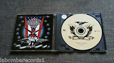 ZZ- CD AMERICAN DOG - RED WHITE BLACK AND BLUE - RARE - JUDAS PRIEST - 2002
