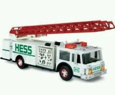 1989 Amerada Hess Ladder Fire Truck Unused Original Box