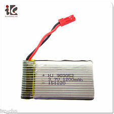 1X BATTERY 3.7V 1200MAH FOR VIEFLY VG555 702 RC HELICOPTER SPARE PARTS 702 -20