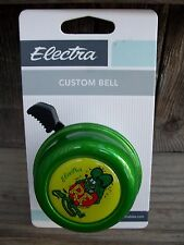 Electra Ed Big Daddy Roth Rat Fink Metal Bike Tricycle Bicycle Bell Green