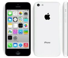 Apple iPhone 5c 8gb SIM Gratis Smartphone-Bianco