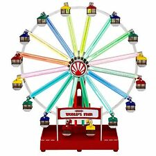 Mr. Christmas 1939 WORLD'S FAIR FERRIS WHEEL Music Box NEW