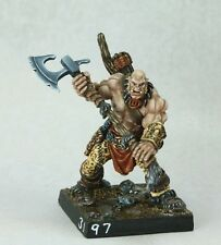 Thelgar Halfblood Reaper Miniature Dark Heaven Legends Warrior Fighter Melee Orc