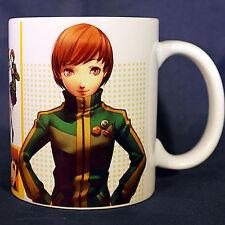 SHIN MEGAMI TENSEI PERSONA 4 - Coffee MUG CUP - Chie Satonaka - Anime - Manga