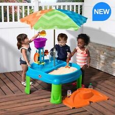 Step 2 Beachside Splash Sand and Water Table (18+ Months )