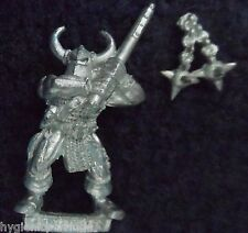 1997 Chaos Marauder Flail 1 Games Workshop Citadel Fighter Evil Warhammer Army