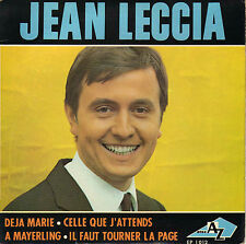 JEAN LECCIA DEJA MARIE FRENCH ORIG EP