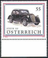 "Austria 2006 ""Steyr 220""/Vintage Cars/Transport/Motoring/Motors 1v (n16860)"