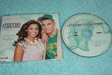 Sarah Engels & Pietro Lombardi Maxi-CD I Miss You - Dieter Bohlen Modern Talking