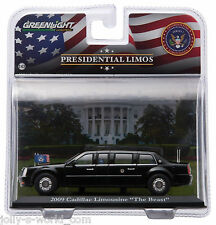 Greenlight bonifica cioccolate - 2009 Cadillac limousine * Barack Obama - 1:43