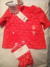 Gymboree Baby Girl 12-18 M Persian Pup Outfit NWT
