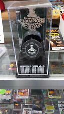 CaseWork Boston Bruins Stanley Cup Champions Puck Display Case