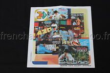 P446 Dépliant publicitaire nouveautés 1972 jeux scientifiques jouet Educatif JEU