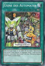 "Yu-Gi-Oh! ""Usine des Automates/Wind-Up Factory"" GENF-FR054 -VF/SUPER RARE-"