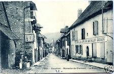 38 Monestier-de-Clermont  . hôtel au lion d'Or