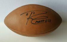 Russell Wilson Autographed Signed Football Seattle Seahawks JSA
