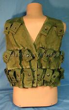 US Military M79 M20 GRENADE AMMUNITION CARRYING CARRIER VEST Size SMALL GC