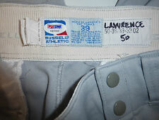 Brian Lawrence Signed 2002 Game Used Padres Uniform Pants PSA/DNA COA Autograph