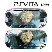Vinyl Decal Skin Sticker for Sony PS Vita PSV 1000 FF Cloud 1