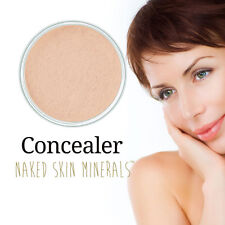 Mineral Makeup Concealer - Bare / Naked Skin Minerals by NCInc 20ml Jar ( 6g )