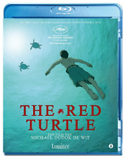 THE RED TURTLE (Michael Dudok De Wit)  Blu Ray - Sealed Region B for UK
