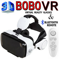 BOBOVR Z4 3D VR Virtual Reality Earphone Game Movie Glasses + Remote Controller