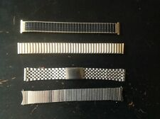 Vintage Mens Watch Bracelets (4 Pcs.)