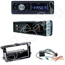 Caliber RMD021 Autoradio + VW 3C 3CC Polo V Scirocco EOS Blende + Adapter Set