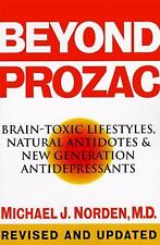Beyond Prozac: Antidotes for Modern Times, Norden, Michael J., Good Condition, B