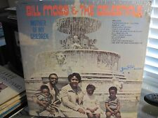 BILL MOSS & THE CELESTIALS Jewel - Black Gospel Soul SEALED 1976 b