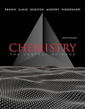 Chemistry: The Central Science Plus MasteringChemistry with eText -- Access Car