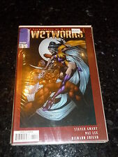 WETWORKS Comic - No 34 - Date 10/1997 - Image Comic