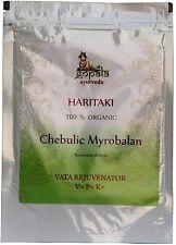 HARITAKI Powder (250g) Terminalia chebula - 100% Certified Organic