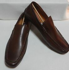 KENNETH COLE SLIP-ON LOAFER ( COGNAC ) NEW WITH BOX SIZE 9 M  #1622-2