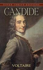 Candide (Dover Thrift Editions) by Voltaire, (Paperback), Dover Publications , N