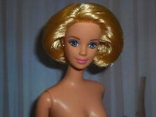 Millicent Roberts Barbie Short Blonde Hair ~ Nude ~ De-Boxed ~ Free U.S Ship