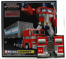 Transformers Masterpiece MP-10 Convoy Optimus Prime Perfect New Model w/ Coin