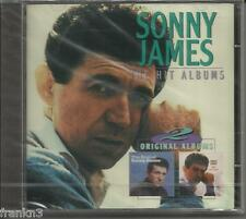 Sonny James - Best & Only The Lonely , BRAND NEW SEALED,HAS CRACK IN CASE