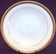 Block Manchester Gold Soup Cereal Bowl, Excellent Condition!