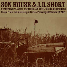 J.D. Short & Son House: Blues From The Mississippi - J.D.  (2009, CD NIEUW) CD-R