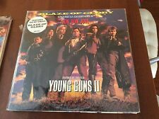 Young Guns II Lp Colonna Sonora Ost Usa Mint/mint Feat.bon Jovi