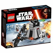Lego Star Wars 75132 Pack de combate de la Primera Orden - New Sealed